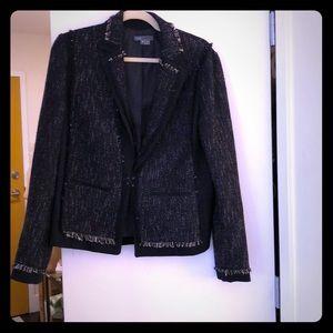 Vince tweed blazer